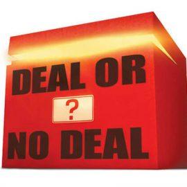Annuity Dilemma: Deal or No Deal